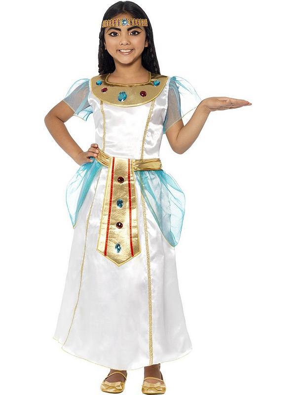 پوشش مردم در زمان مصر باستان